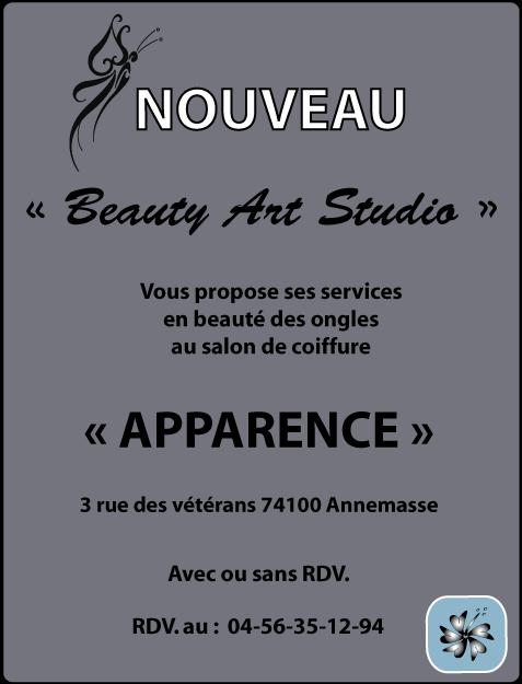 Salon de coiffure Apparence service pose ongle-Annermasse
